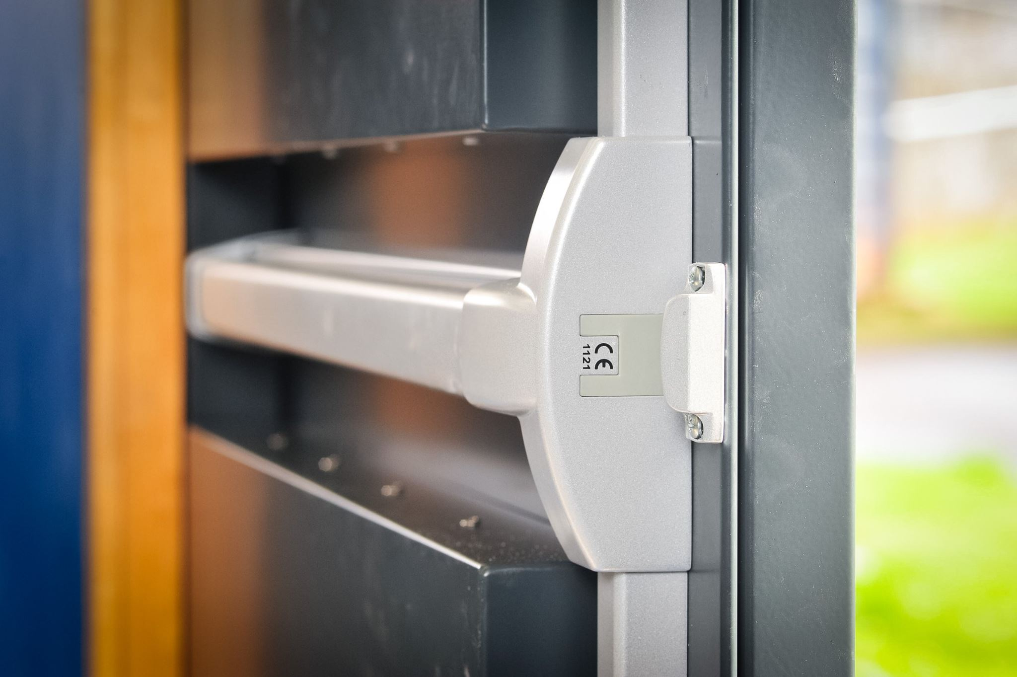 solutions img before recent installation concierge security door home projects